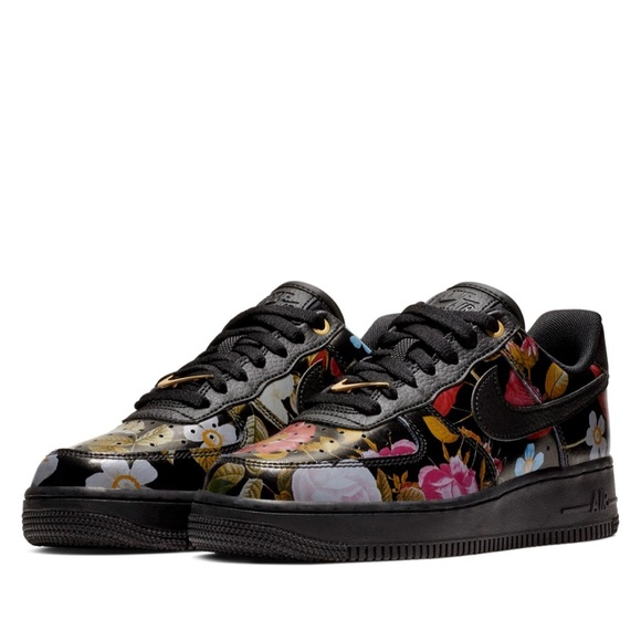 10671cf1dc Nike Shoes | Air Force 1 Floral Exclusive | Poshmark